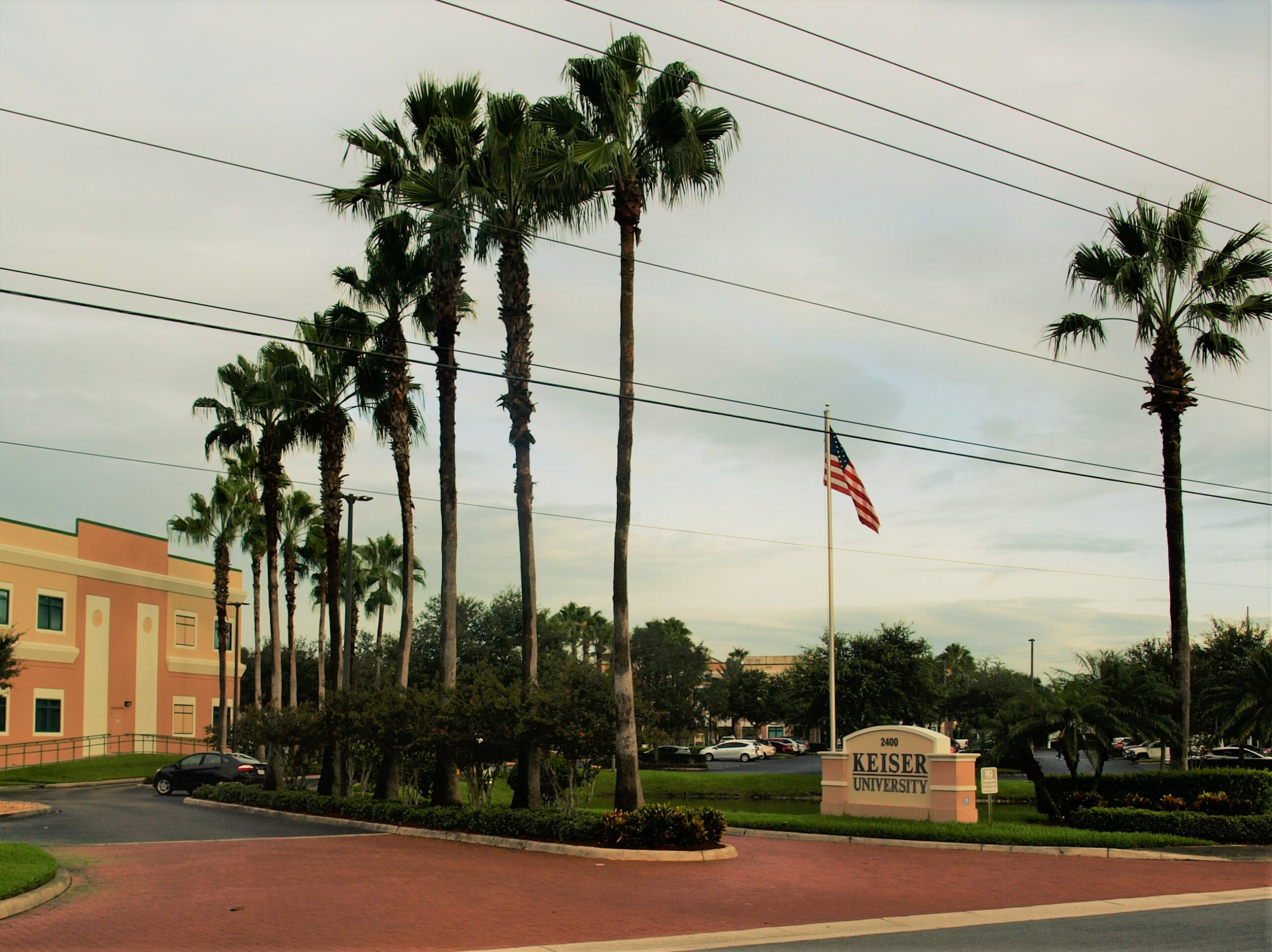 Educational Institution Landscaping - Weber Environmental Services